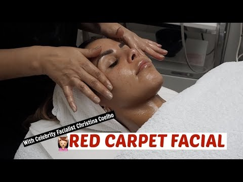 Red Carpet Environ Facial with Celebrity Skincare Expert
