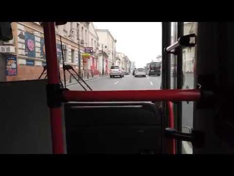 Владивосток. Автобус. Ambient на память.