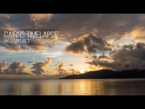 Timelapse in Cairns - 4K