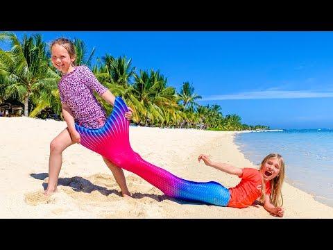 Amelia And Avelina Little Mermaid Adventure