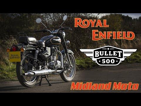 Royal Enfield Bullet 500 B5 Review | UK