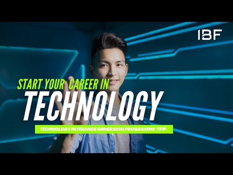 TFIP 2021 - Apply Now! | Technology in Finance Immersion Programme