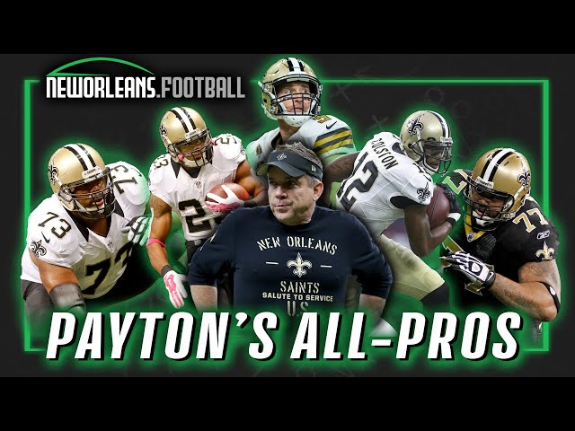 Which players make the All-Sean Payton team? | NewOrleans.Football