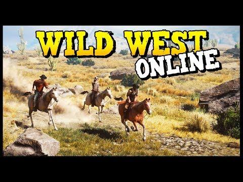 Wild West Online - WE STRUCK GOLD! Fixin