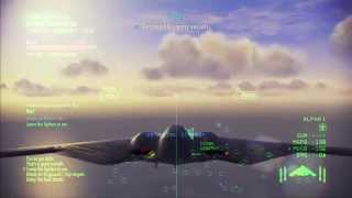 Ace Combat Infinity: B-2 Bomber Vs Sea Strike ( S Rank/ No Death )