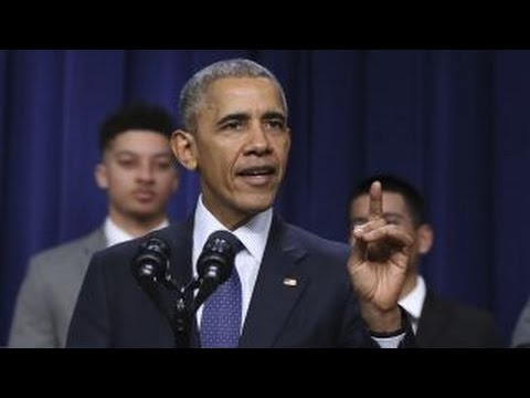 President Obama: I could have won a third term