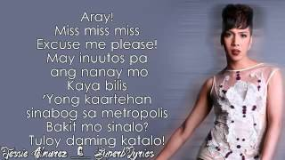 Vice Ganda   Wag Kang Pabebe Lyrics