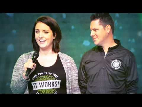 Ali & Tom Antonacci It Works Ambassador Speech