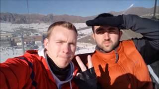 Shahdag - Qusari - 8km