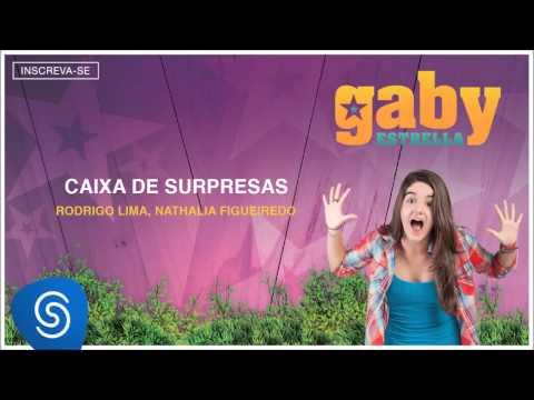 Gaby Estrella - Caixa De Surpresas (Trilha Sonora) [Áudio Oficial]