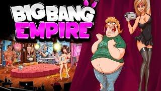 Big Bang Empire - обзор браузерной игры с эротическим уклоном