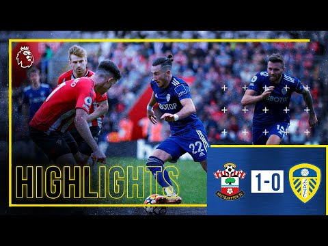Southampton Leeds Goals And Highlights