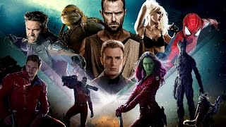 Comics Movies 2014 - Official Trailer
