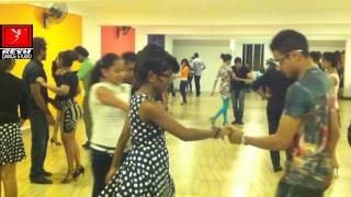 Social Dance Kevin Nugara workshop @ Resh Dance Studio Kandy 15 11 2014 Part 2