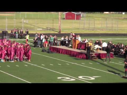 Willamette High School Graduation - Class of 2015-2106