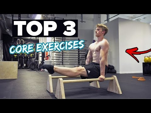 Gymnastics Core Strength - My Top 3 Exercises For Core!