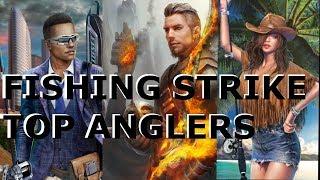 Fishing Strike -- Angler Team Guide!