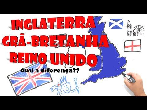 Inglaterra, Reino Unido e Grã-Bretanha. Você sabe a diferença?