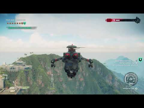 Just Cause 4 Reloaded Playthrough Part 7.5  