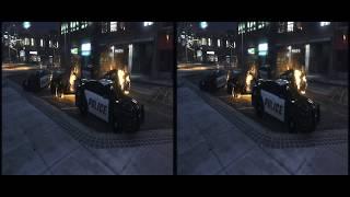 VR 3D фильмы - Киборг убийца 2  Тизер трейлер в 3D