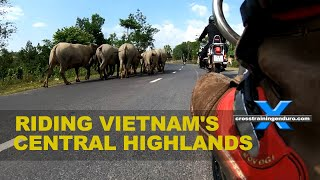 RIDING VIETNAM'S CENTRAL HIGHLANDS Adventure Oz