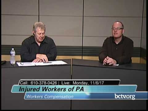 Attorney James V. Monaghan talks about Workers Compensation 11-6-17