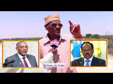 Xildhibaan Nacnac,Somalia Kala Quusane Halkiina Jooga Madaxweyne Muuse Biixi Waan U Ducaynaya