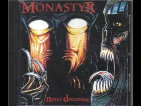 Monastyr -   Hung Upon The Crucifix      ( Never dreaming )