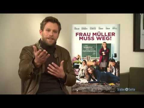 Ken Duken Exklusiv-Interview zu Frau Müller Muss Weg