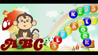 ABC Songs | Phonics Songs | ABC Song for Children | Nursery Rhymes | The Alphabet Book