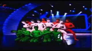 Musical INDIAN FLAG Dance at History TV18 Show - Must See !!!!