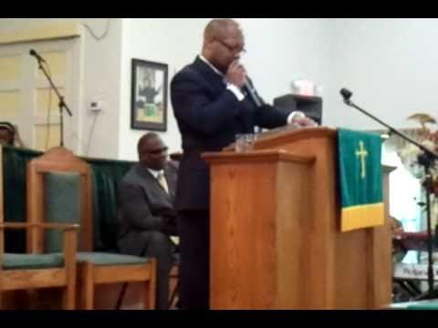Pastor Dennis Moore