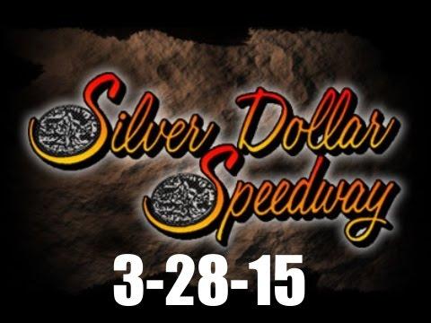 Silver Dollar Speedway Feature GoPro 2015