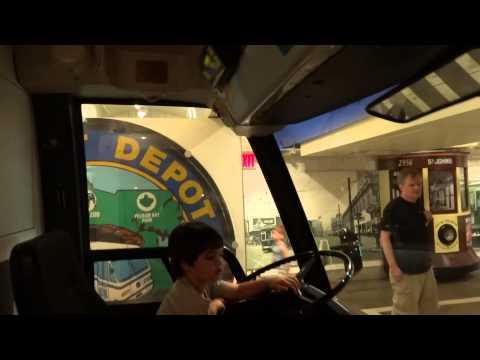 New York Transit Museum - buses