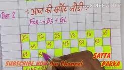06-04-2020 Desawar single पकड़ jodi date fix jodi 100% Gl+FB+GB satta pakka 101 satta king