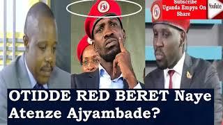 UPDF In Panic Of Red Beret Or Bobi Wine   Joel Ssenyonyi