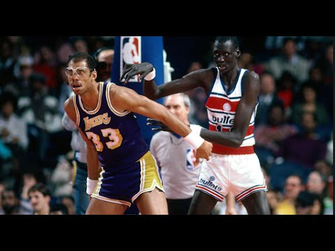 Top 20 Tallest players To Ever Play In The NBA