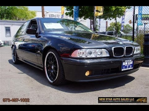 2003 BMW 5Series 530i Sport  YouTube