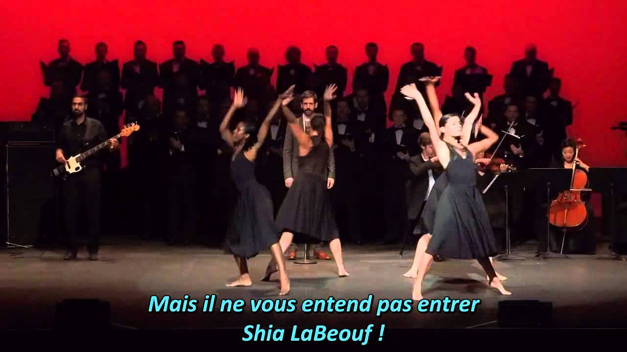"""Rob Cantor VOSTFR - """"Shia LaBeouf"""" LIVE - YouTube"""