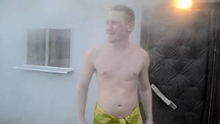 видео Польза бани в зимний период