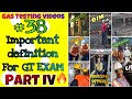 Important definition for gas testing examination || gt examination || mining videos || mining