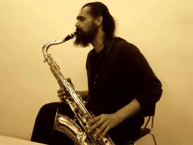 Dear Mr. LauBa (Beatbox Tenor Saxophone / C.Y.L. III) [N. Diminakis]