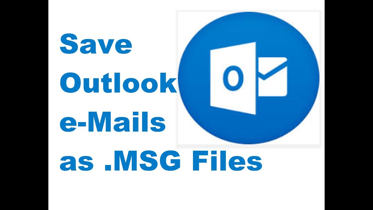 how to save msg file as pdf