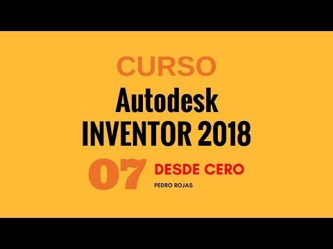 Desarrollo De Elementos De Chapa Con Autodesk Inventor