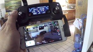 DJI Mavic - Indoor Flight Test
