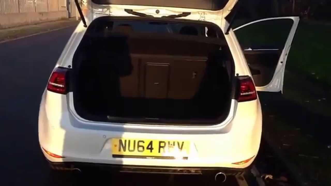 Vw Lookers >> LOOKERS VW TEESSIDE- GOLF 2.0 GTI - YouTube