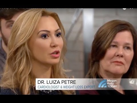 Megyn Kelly in Today Show with Dr Luiza Petre on Intermittent Fasting