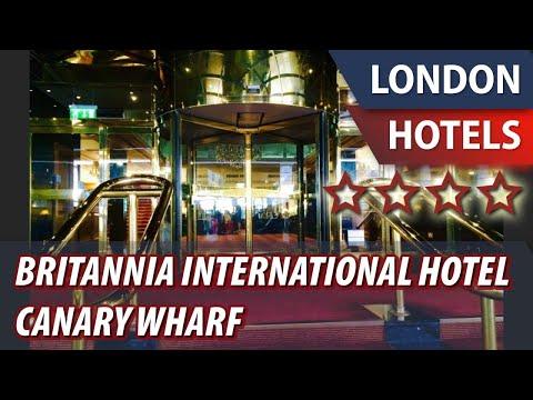Britannia International Hotel Canary Wharf ⭐⭐⭐⭐ | Review Hotel in London, Great Britain