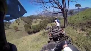 Trilha quadriciclos Can Am, Polaris e Kawasaki - SOCORRO SP