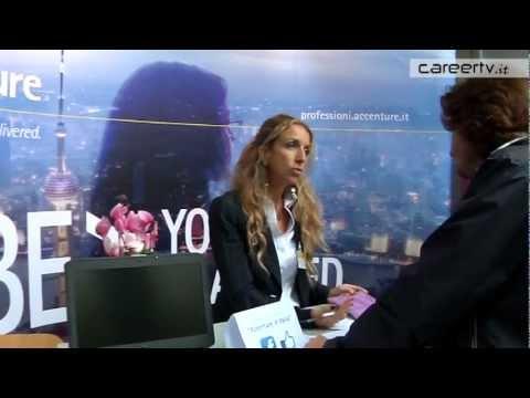 CareerTV.it: Professione supply chain specialist in Oxylane e Accenture
